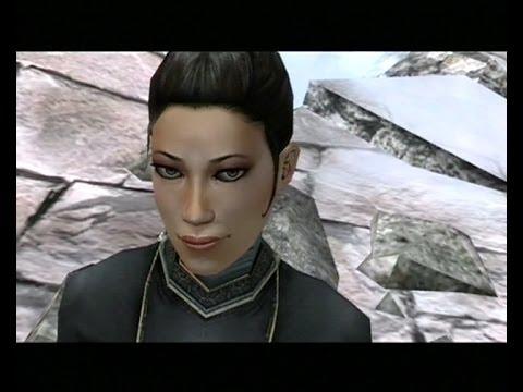 Jade empire - romantic scene (lu the prodigy & silk fox)