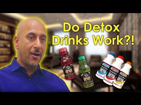 Drug detox drinks for drug tests vs other detox methods?   beginnings treatment