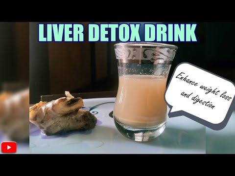Liver detox drink|enhance weightloss|digestion & immunity booster drink-5 |injisorasam|simple trendz