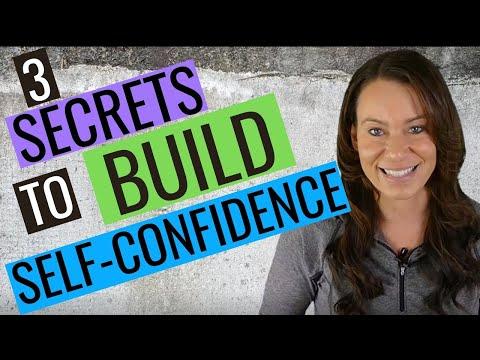 3 best ways to build self confidence (secrets confident people do!)- teen series