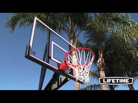 Lifetime portable basketball system (model 90229)