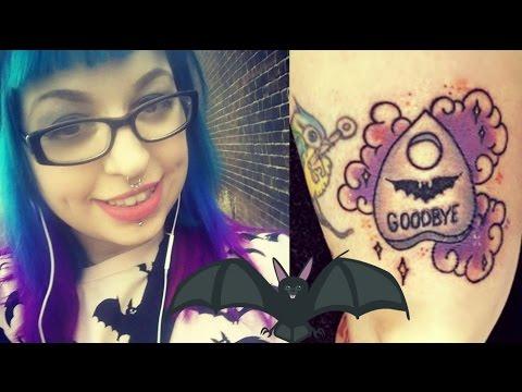 Does tattoo numbing cream work? tattoo vlog   emily boo