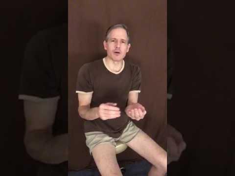 Self-massage for cellulite