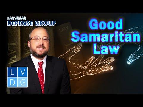 "Nevada ""good samaritan law"" -- does it mean i can't get sued?"