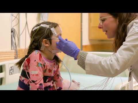 Pediatric sleep study - uvm medical center