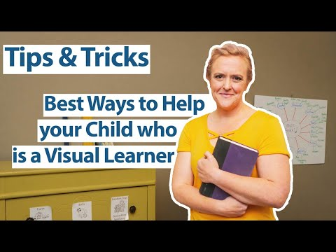 Visual learner tips & tricks