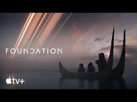 Foundation — official teaser | apple tv