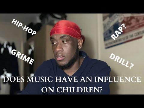 Zeze millz: does music have an influence on children?