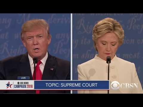Watch live: the final presidential debate