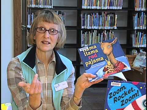 Books that help children develop talking and reading skills